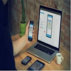 تصميم تطبيق الموبايل