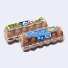 اطباق بيض بلاستيك سعة 10 بيضة